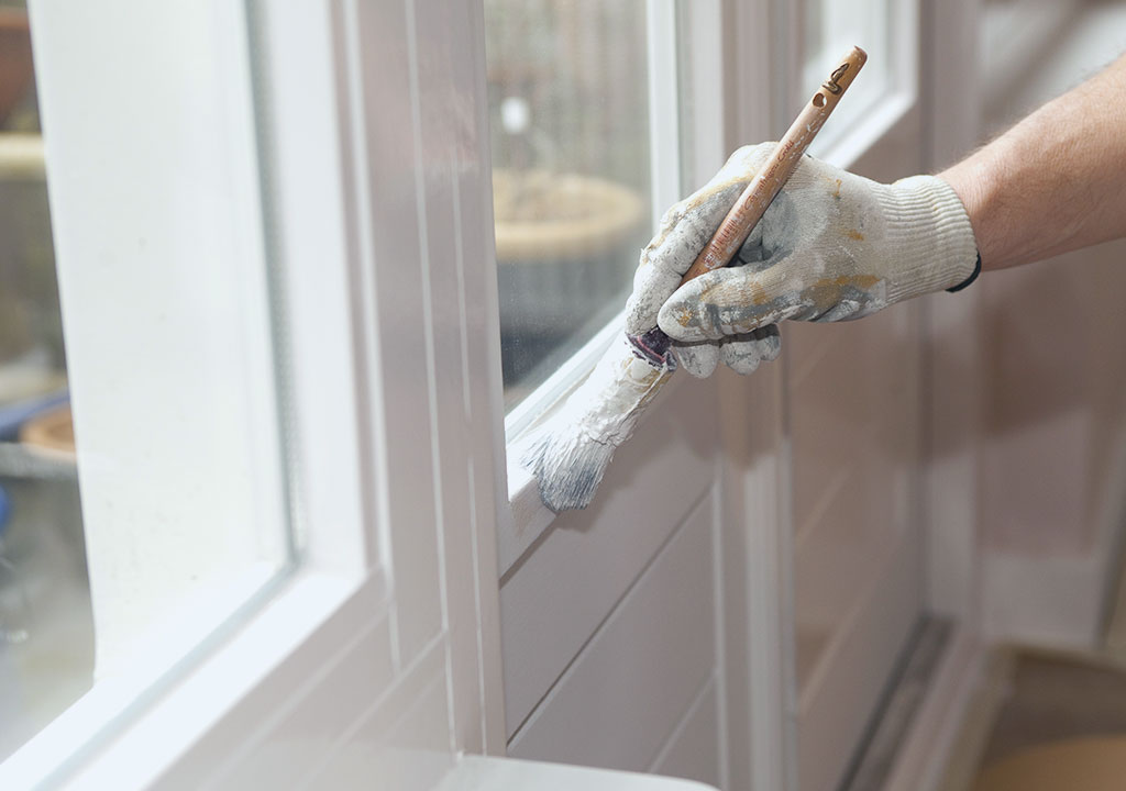 property maintenance specialist painting